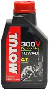 Motul Olaj 300V4T FACTORYLI10W-40 1L