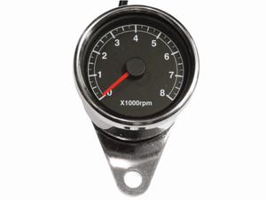 Motrix Fordulatszámmérő fekete 58-037