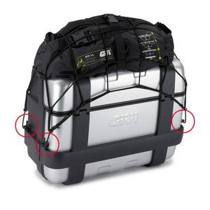 Givi Csomagrögzitő E125