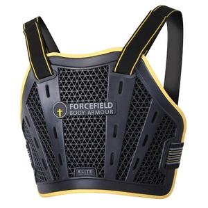 Forcefield Elite mellkasprotektor fekete