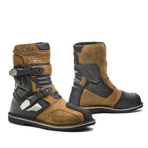 Csizma, bakancs Forma Boots ADVENTURE LOW Brown