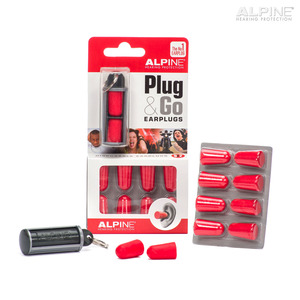 Alpine Füldugó Alpine Plug and Go