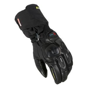 Macna ElectronRTX DL motoros kesztyű Fekete