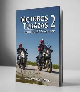 Egyéb Motoros Túrázás 2 c. könyv