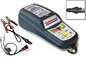 Optimate Akkumulátor töltő OptiMate 4-D